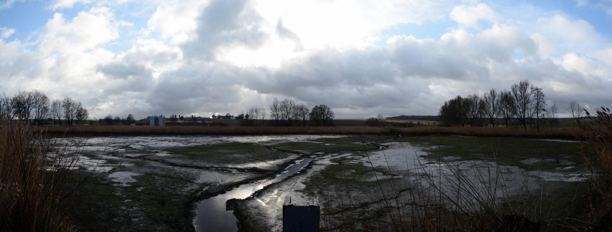 Kelze und umgebung for Teich im winter