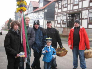 Osterjungs 2008