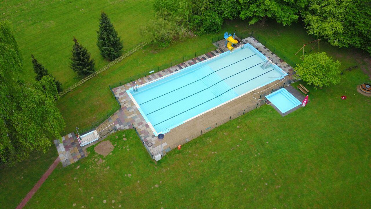 Sanierung Waldschwimmbad